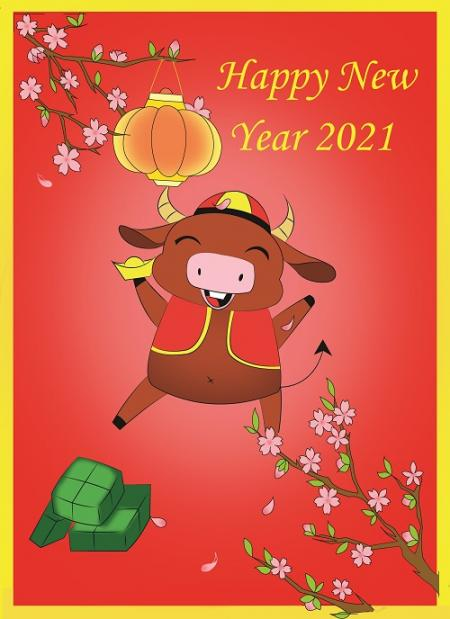 [GIVE AWAY] HAPPY LUNAR NEW YEAR 2021💝💝💝